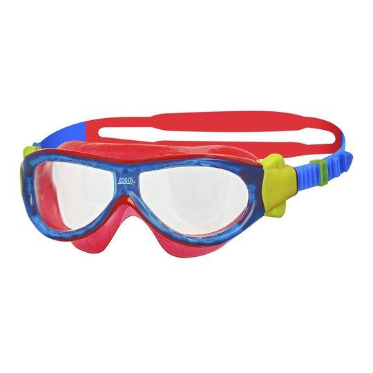 Zoggs Phantom Svømmebriller, Blå/Rød