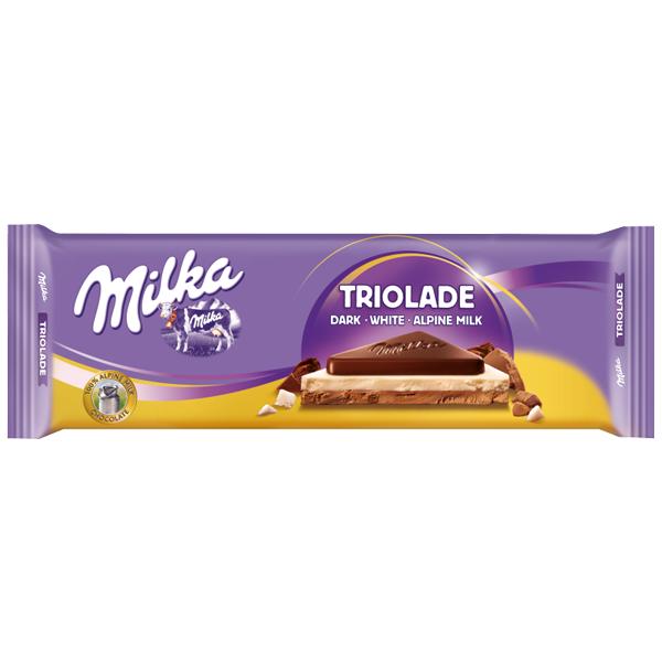 Milka Kaka Triolade 280G