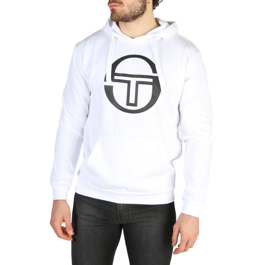 Sergio Tacchini Men's Sweatshirt Various Colours 103-10003 - white XXL