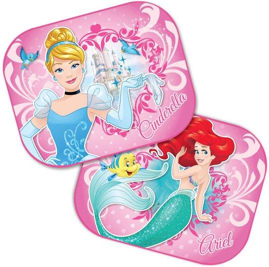 Disney Princess Ariel & Askepott 2-pack Solskjerm