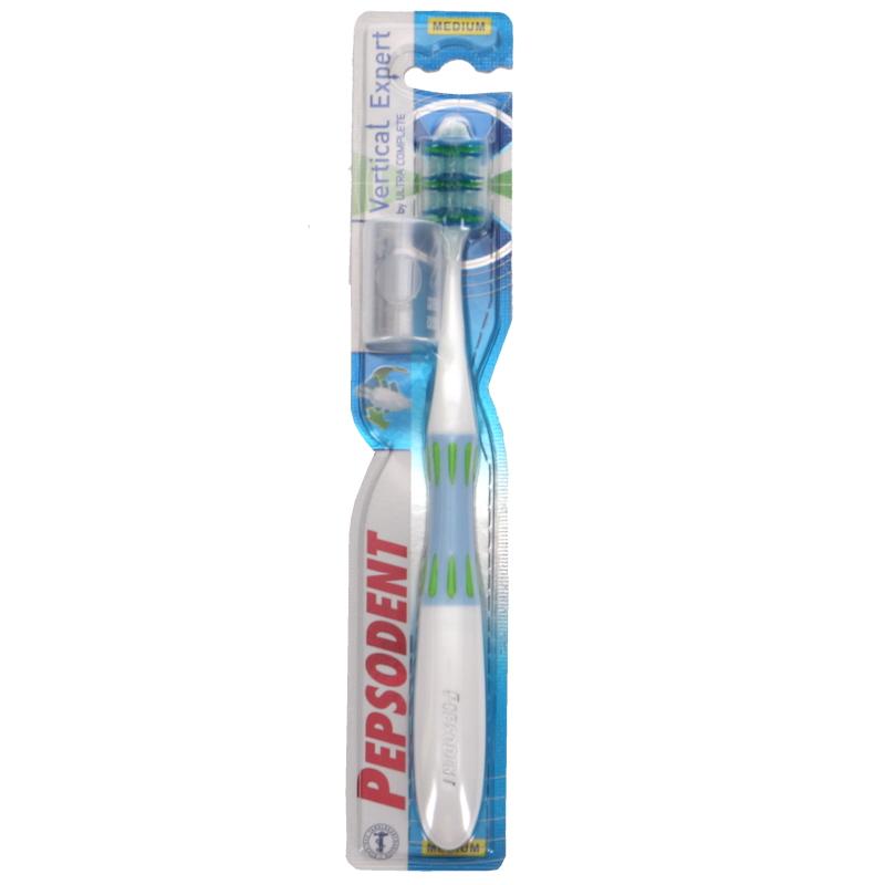 Tandborste Vertical Expert Medium - 38% rabatt