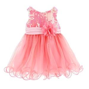 MissMiniMe Dockklänning Pretty Pink 4 - 12 år