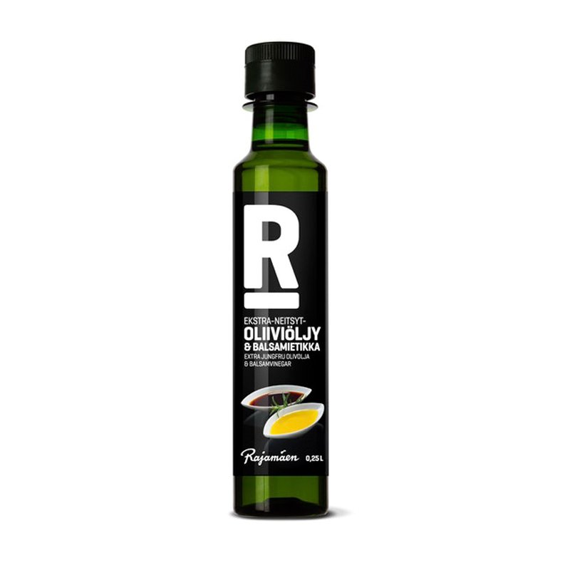 Oliiviöljy & Balsamietikka - 30% alennus