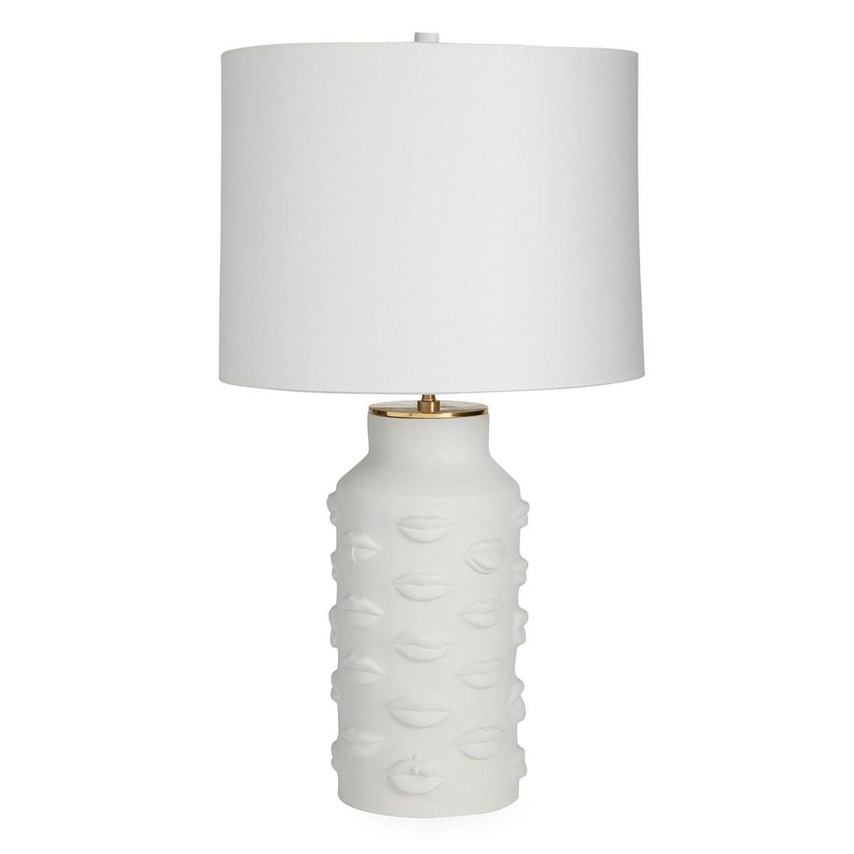 Jonathan Adler I Gala Lips Table Lamp