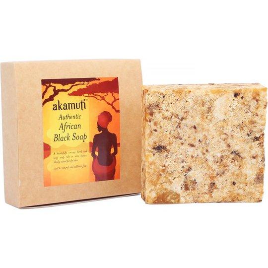 Akamuti Authentic African Black Soap