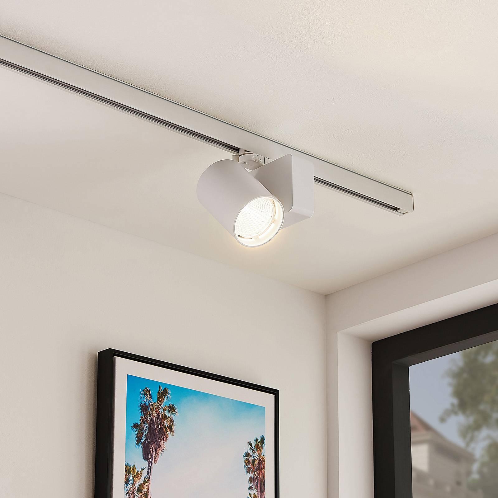 Arcchio Anarok -LED-3-vaihespotti, valkoinen