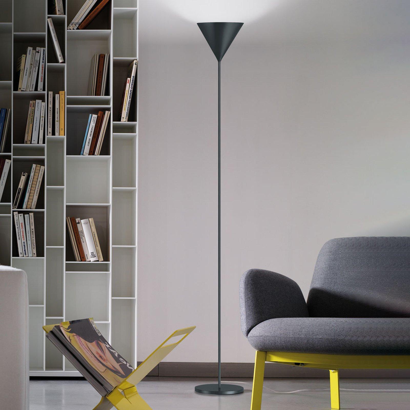 Modo Luce ABC Single gulvlampe blygrå