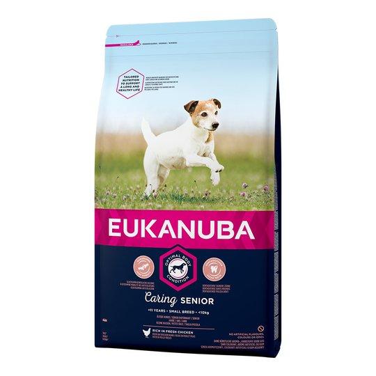 Eukanuba Dog Senior Small Breed (15 kg)