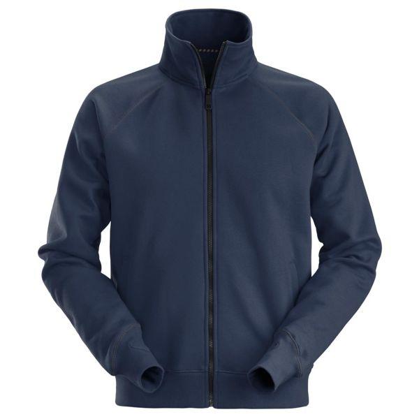 Snickers 2886 AllroundWork Sweatshirtjakke marineblå XS