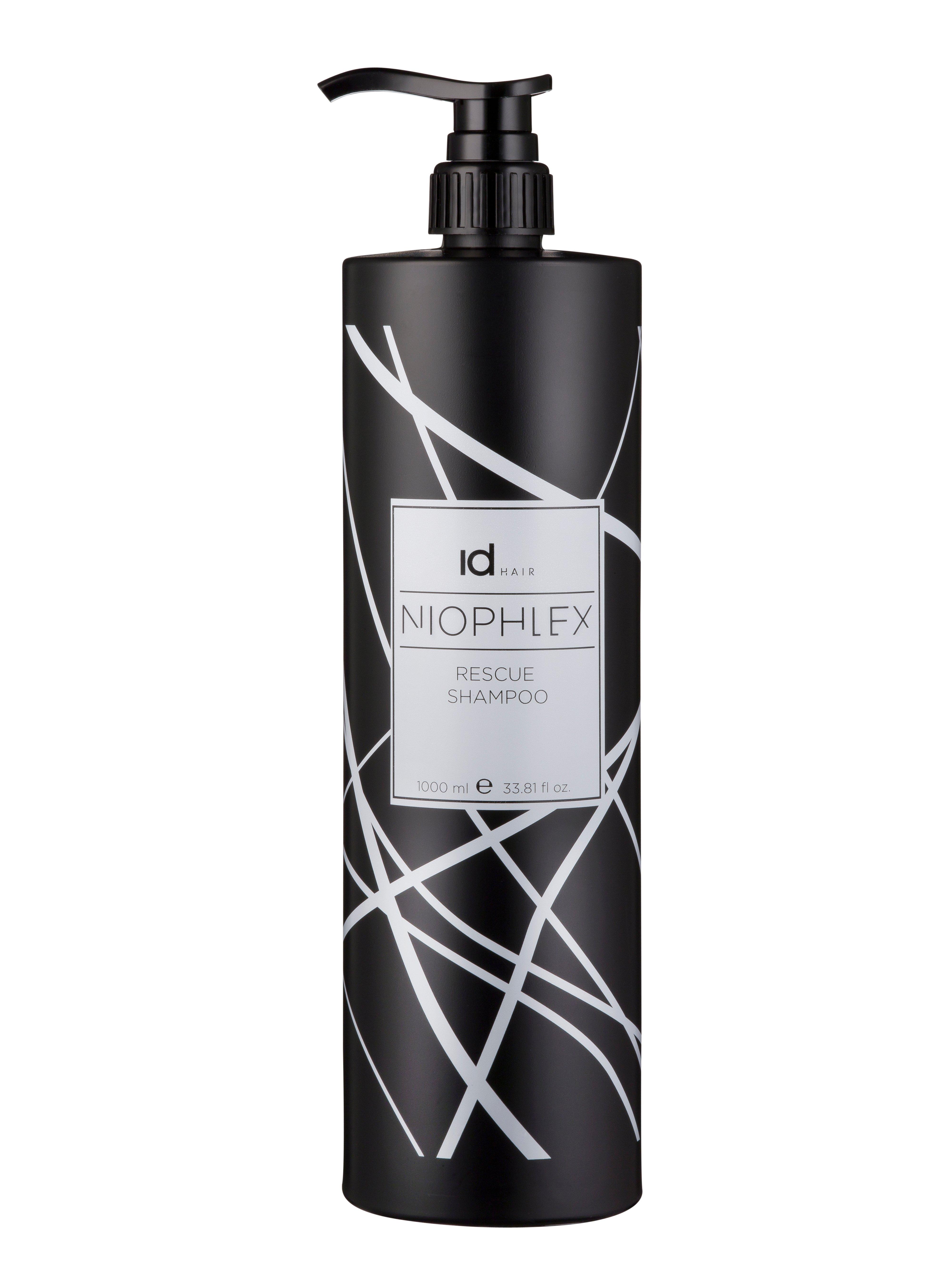 IdHAIR - Niophlex Shampoo Rescue 1000 ml