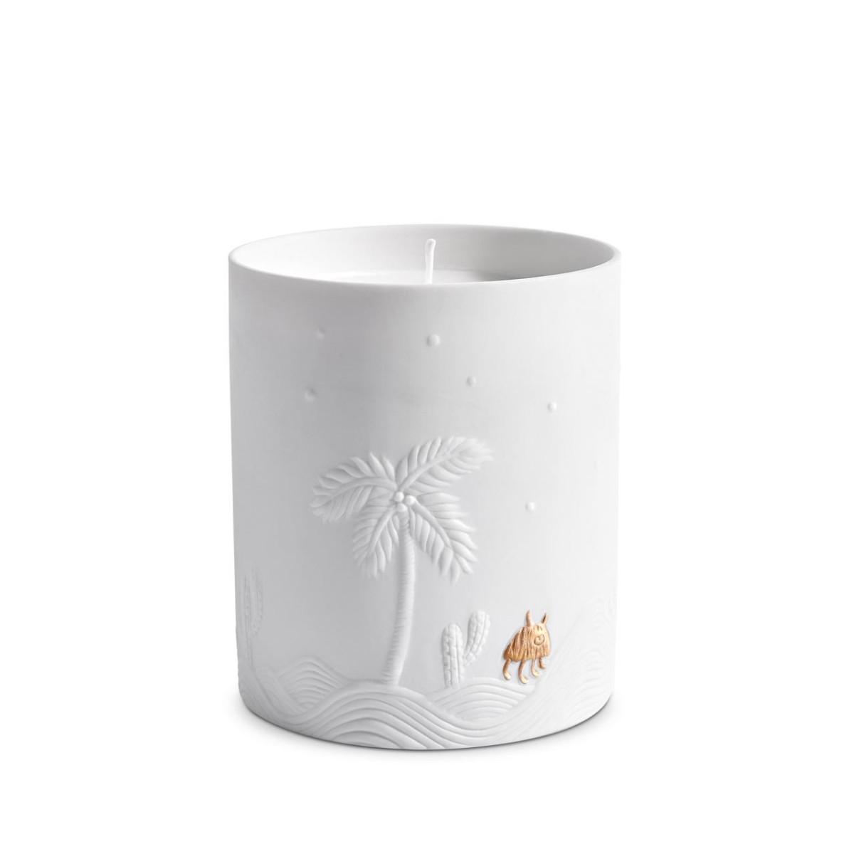 L'Objet I Haas Mojave Palm Candle