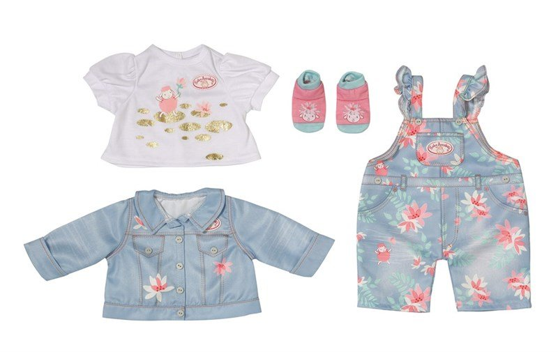 Baby Annabell - Active Deluxe Jeans 43cm (705643)