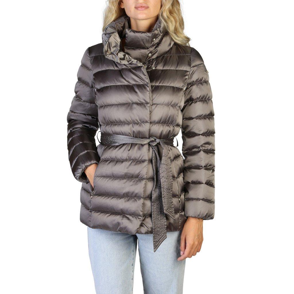 Geox Women's Jacket Grey W9425PT2411 - grey 40