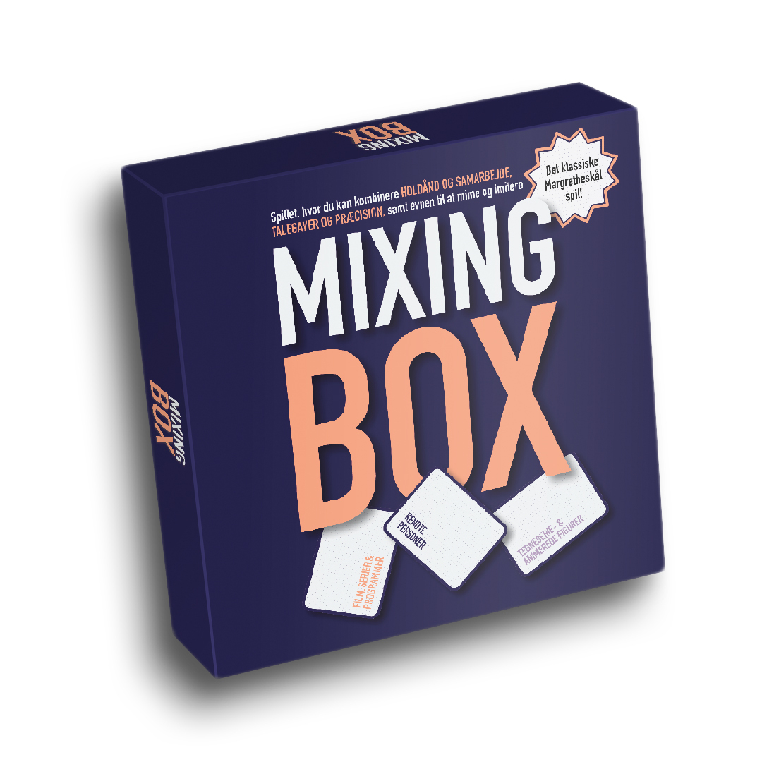 Mixing Box (Margrethe Skål) (Danish) (SBDK0290)