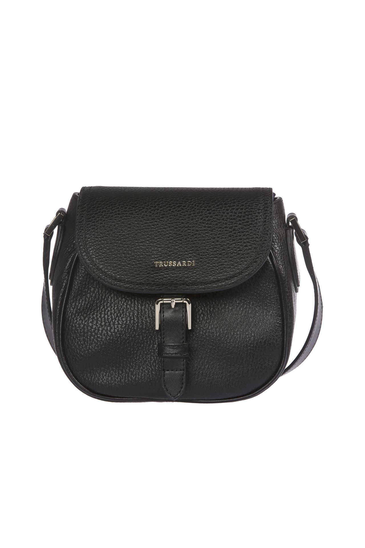 Trussardi Women's Crossbody Bag Black 1DB513_19Black