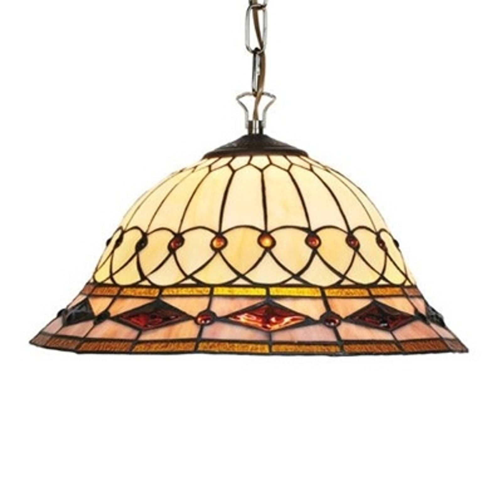Kassandra-riippuvalaisin, 1-lamppuinen