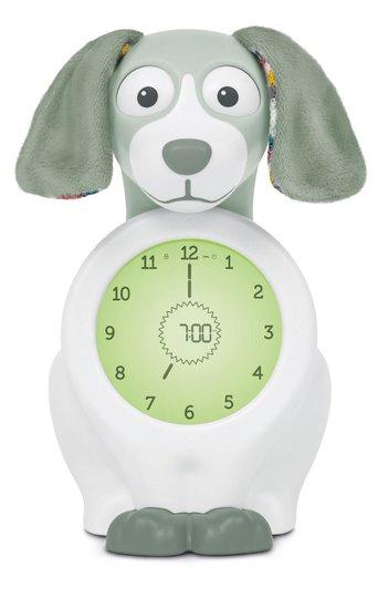 Hunden Davy - Sovehjelpemiddel Med Nattlampe, Grønn