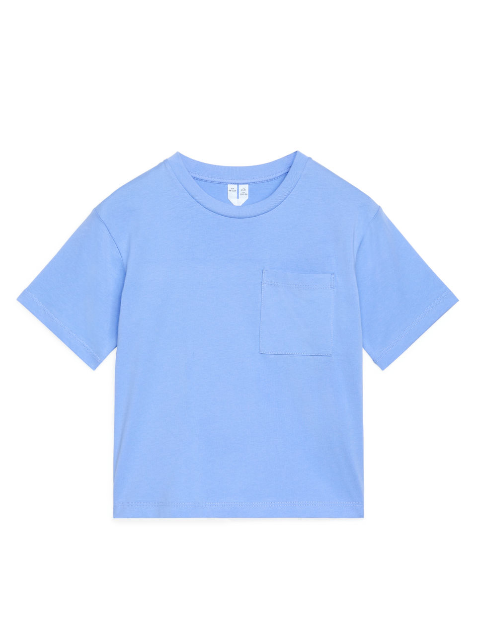 Loose Fit T-Shirt - Blue