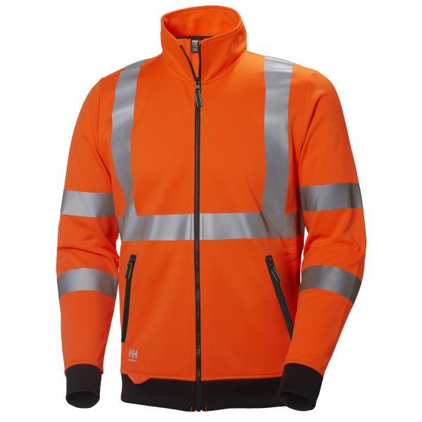 Helly Hansen Workwear Addvis Neulepaita heijastimet, oranssi XS