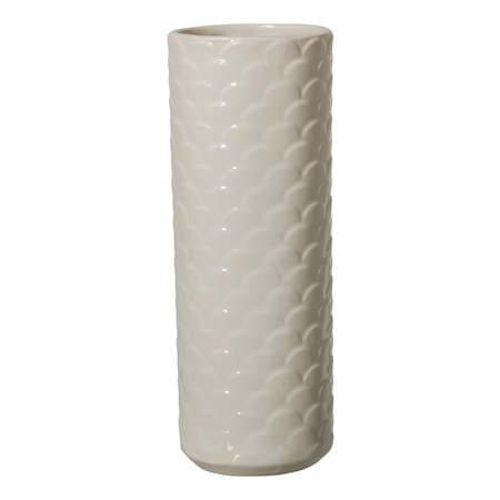 Vase Stengods Ø 9 cm - Natur