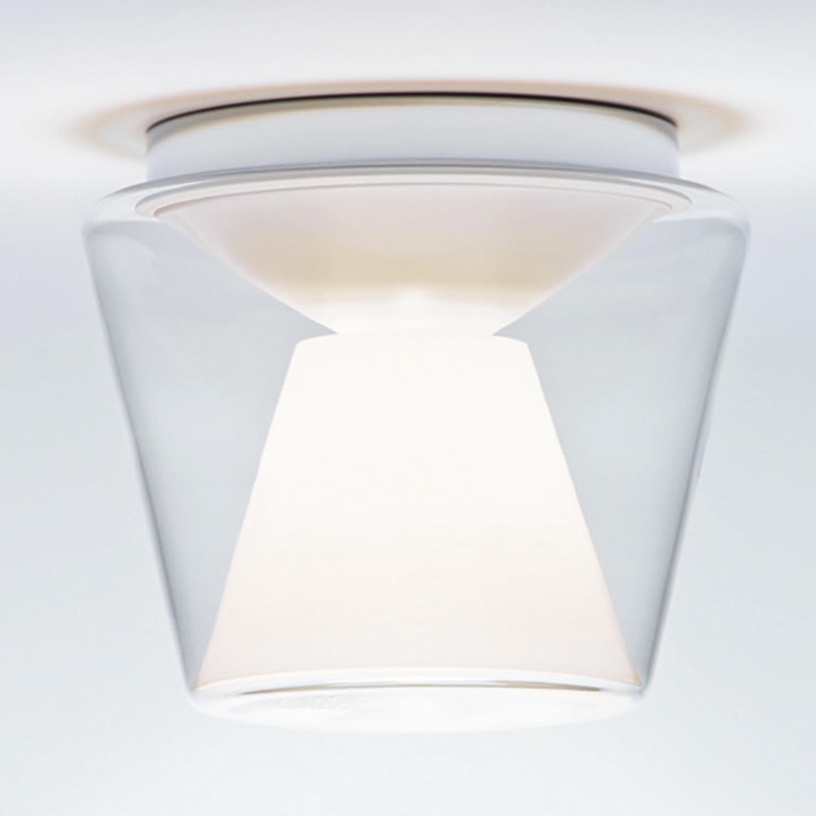 Suupuhallettu LED-design-kattovalaisin Annex