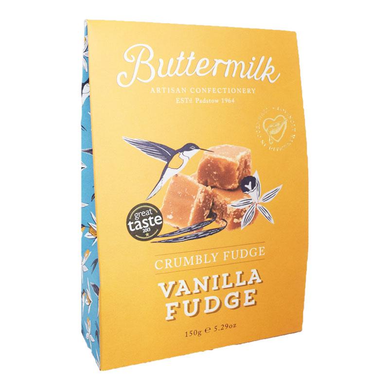 """Godis Fudge """"Vanilla"""" 150g - 72% rabatt"""