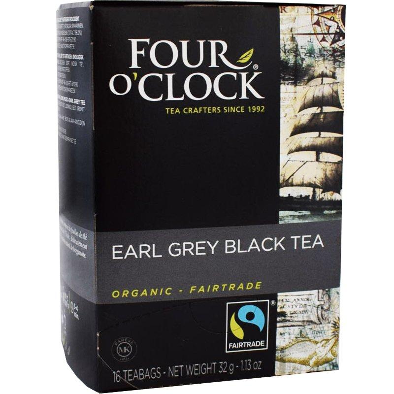Te Earl Grey, Eko Fairtrade 16p - 38% rabatt
