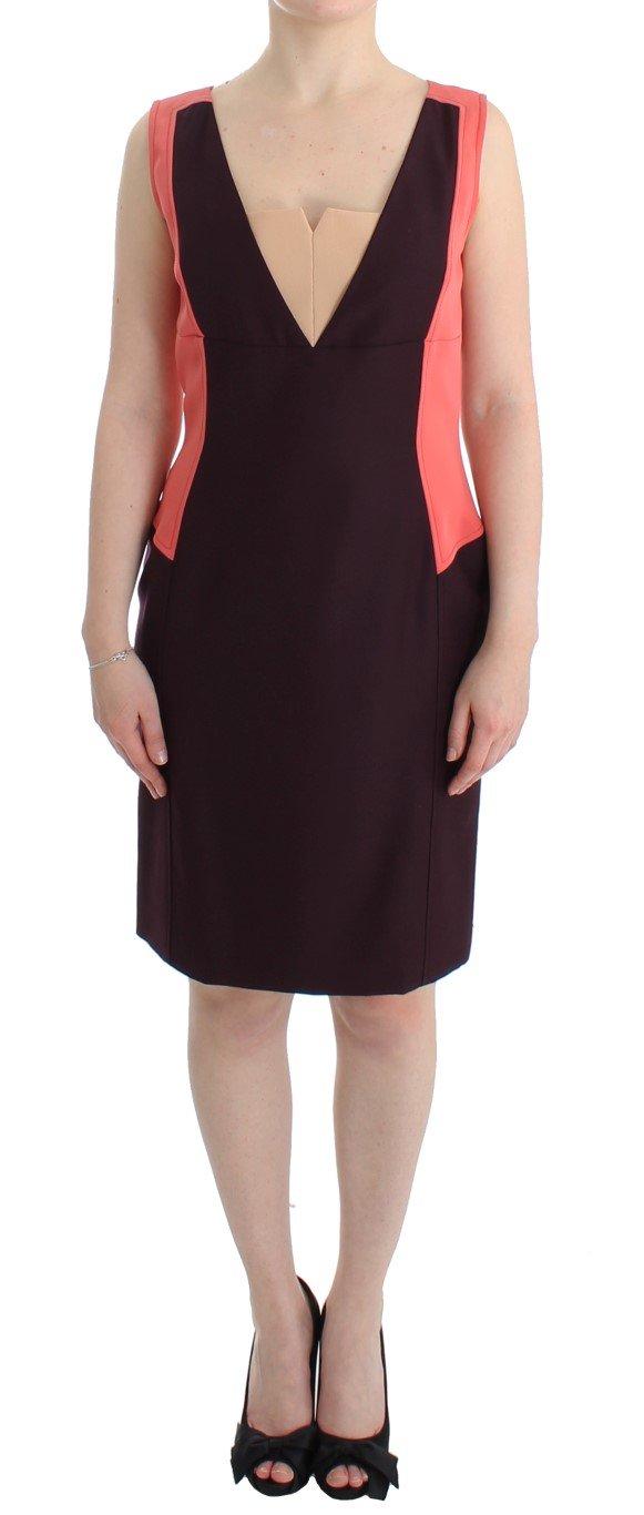 CO TE Women's Plando Pencil Dress Multicolor SIG12648 - IT44 L