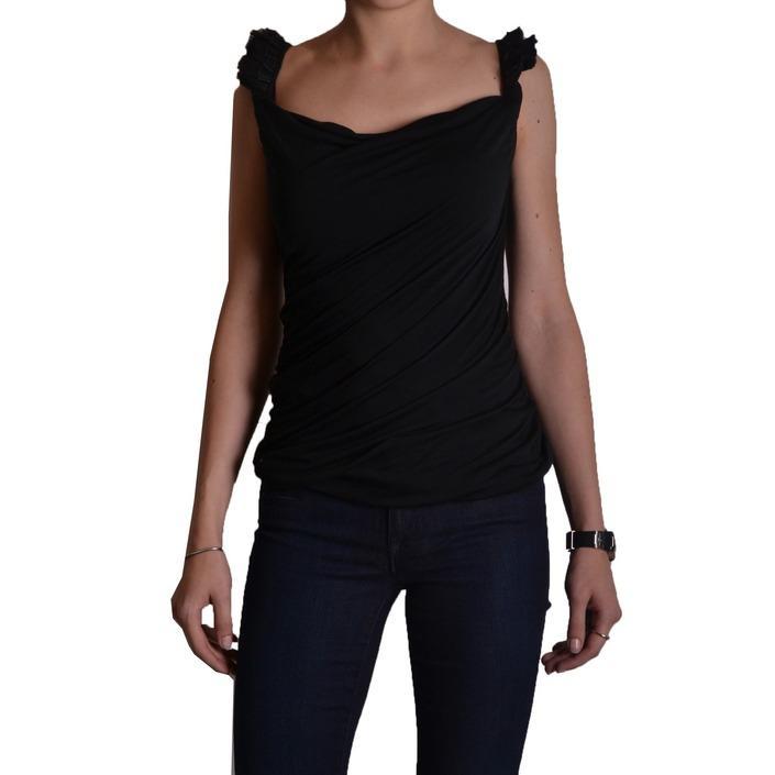 Dsquared Women's Top Black 161739 - black M