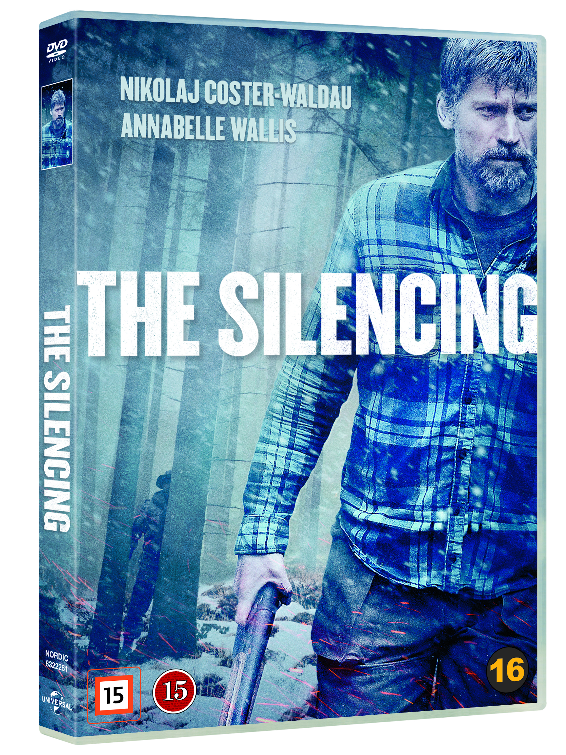 Silencing, The - DVD