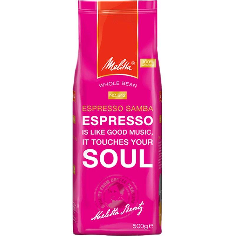 """Kaffebönor """"Espresso Samba"""" 500g - 40% rabatt"""