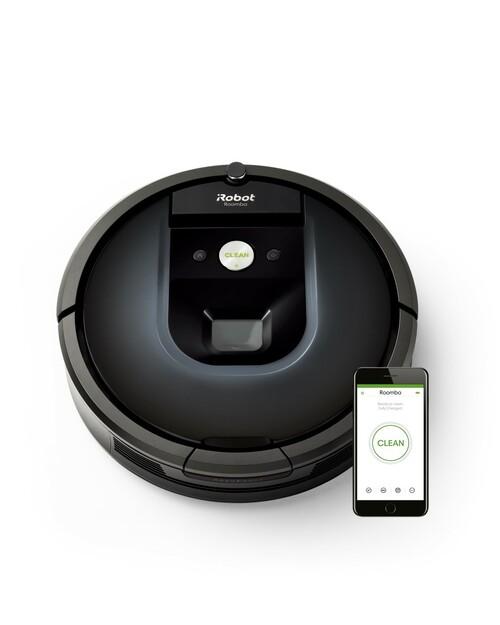 Irobot Roomba 981 Robotdammsugare - Svart