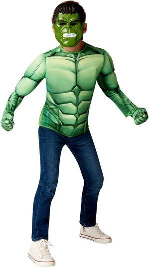 Rubie's Kostyme Hulken, 4-6 år