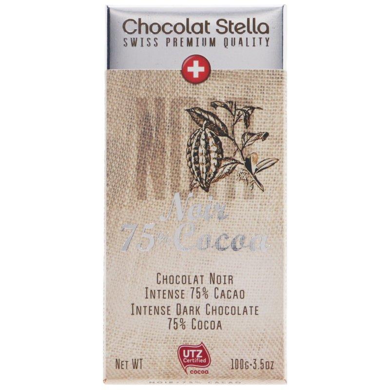 Mörk Choklad 75% - 50% rabatt