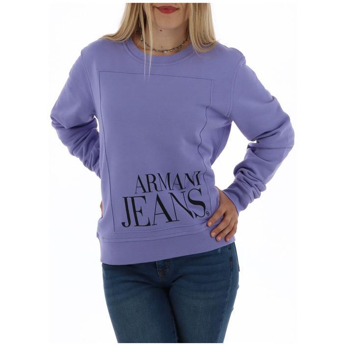 Armani Jeans Women's Sweatshirt 300917 - purple 40