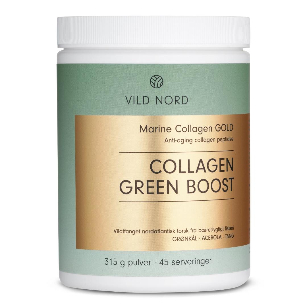 VILD NORD - Collagen GREEN BOOST 315 g