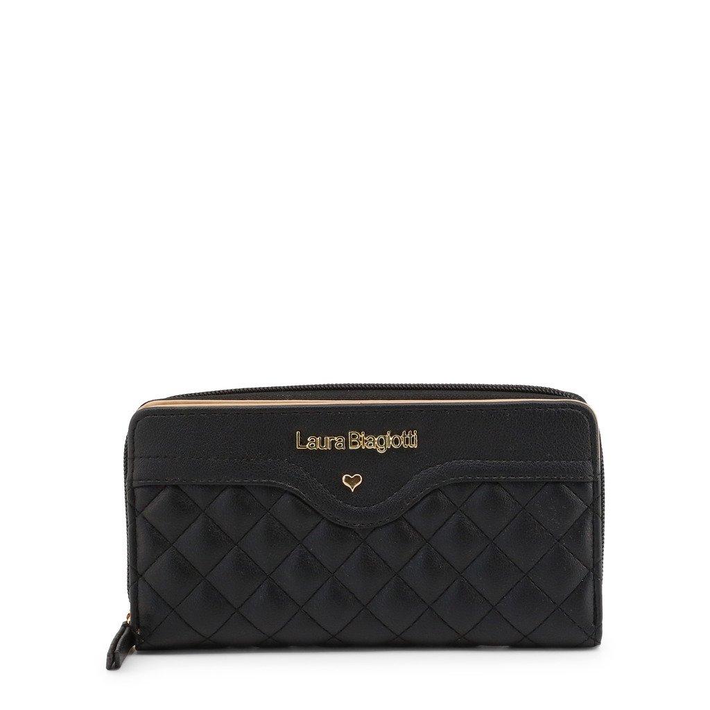 Laura Biagiotti Women's Wallet Various Colours Perkins_506-67 - black NOSIZE