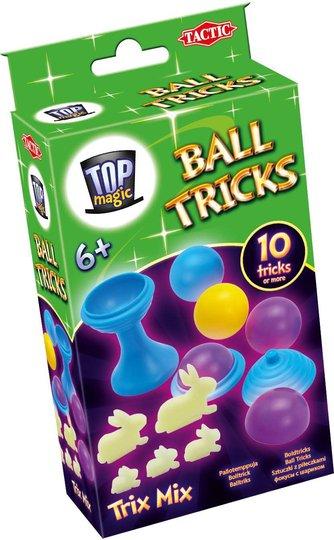 Tactic Trix Mix 10 Forskjellige Balltriks