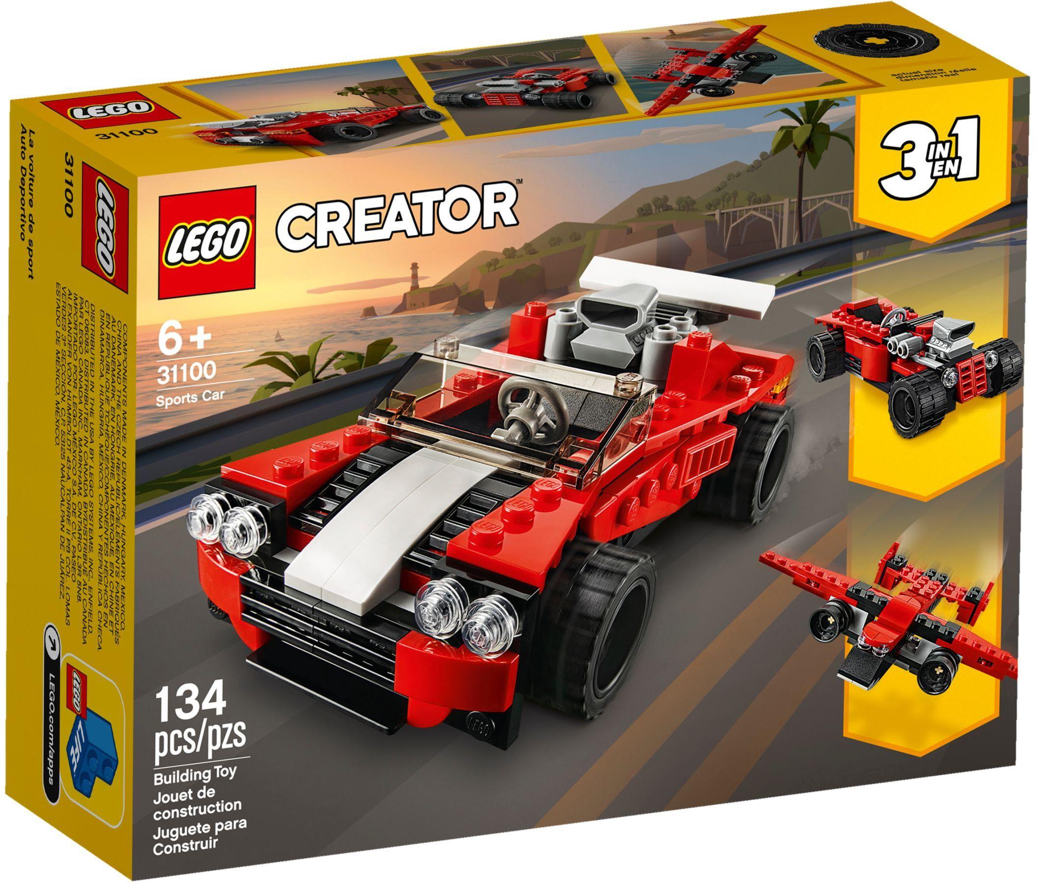 LEGO Creator - Sports Car (31100)
