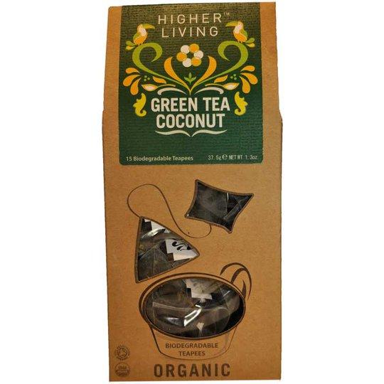Green tea coconut - 57% rabatt