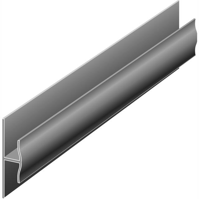 H-PROFIL PLAST L=3000MM
