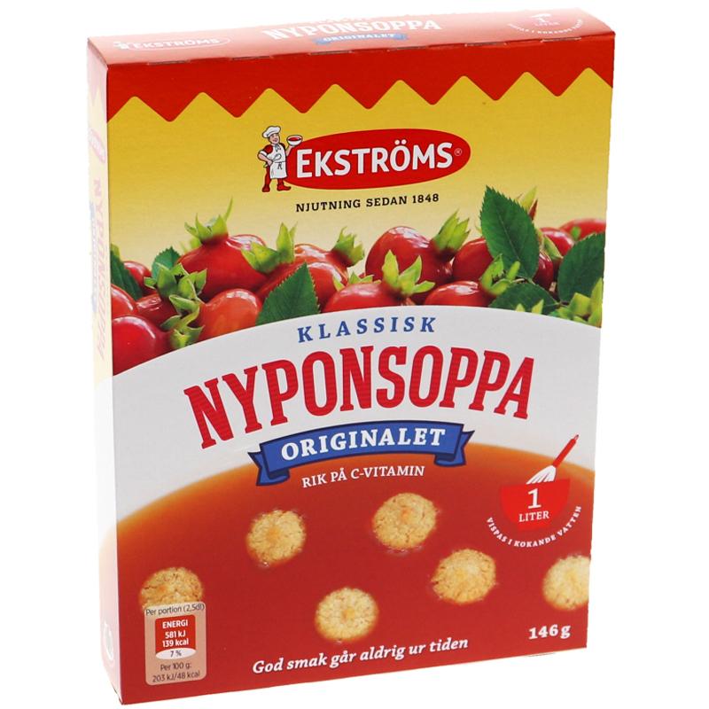Nyponsoppa Klassisk - 40% rabatt