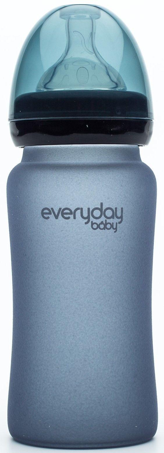 Everyday Baby Nappflaska Värmin 240ml, Blueberry