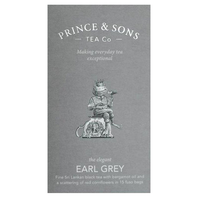 "Te ""Earl Grey"" 37,5g - 63% rabatt"