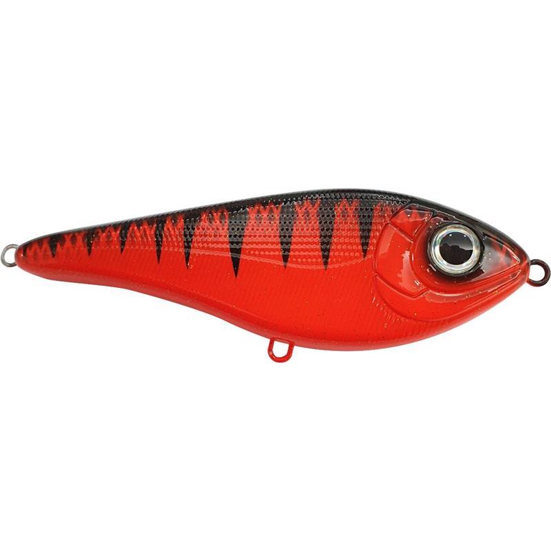 Strike Pro Buster Swim 13cm Red Devil