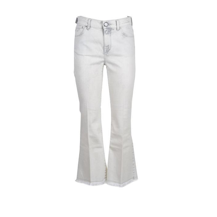 Jacob Cohen Women's Jeans White 223603 - white 41