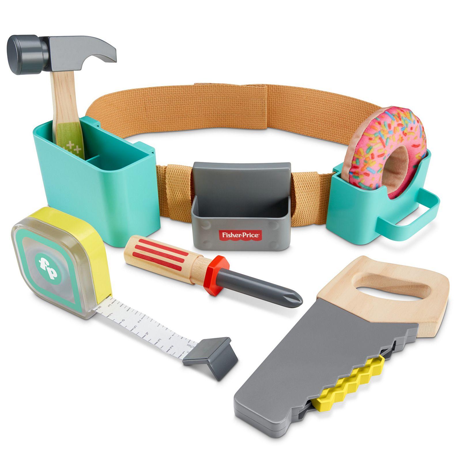 Fisher-Price - DIY Tool Belt (GGT60)