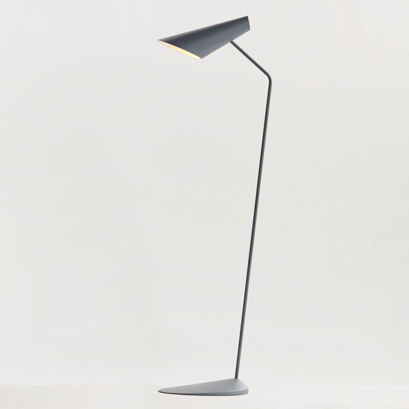 Vibia I.Cono 0712 designer-gulvlampe, blå