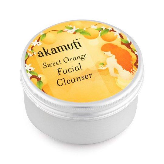 Akamuti Sweet Orange Facial Cleanser, 50 ml