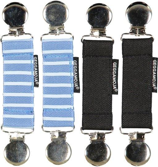 Geggamoja 2-Pack Votteholder, Blå